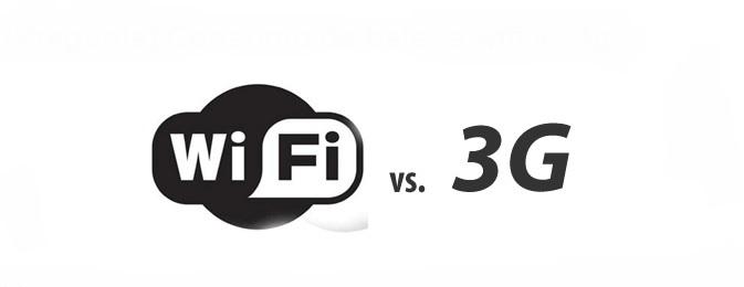 wifi v 3G fix
