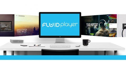 Fluid Player press image
