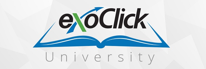 Logo ExoClick Universitylarge