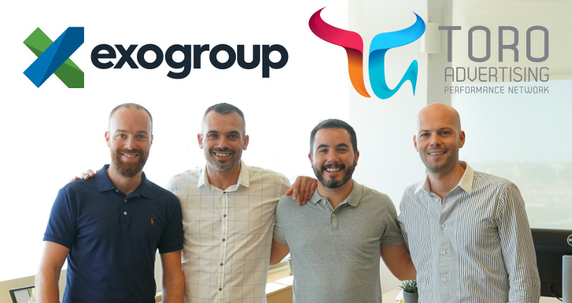 EXOGROUP Takes Majority Stake in Affiliate Network TORO Advertising