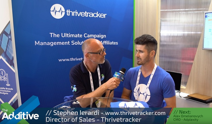 Stephen Ierardi talks about ThriveTracker