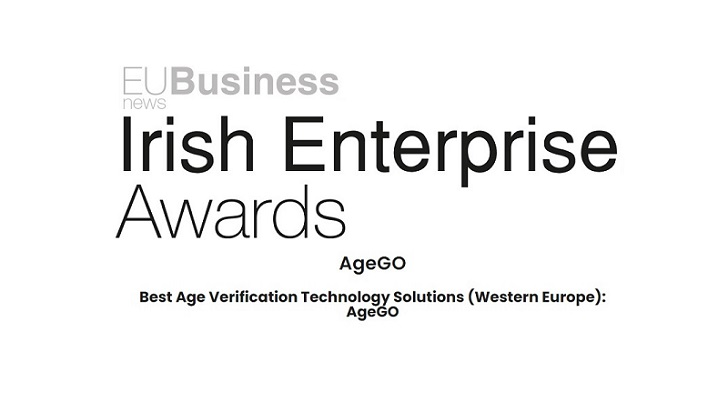 AgeGO Wins Best Age Verification Technology Solutions Award (Western Europe)