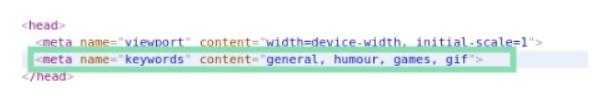 Metaname example